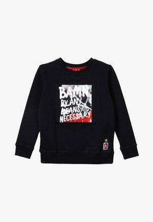 CROW - Sweatshirt - black