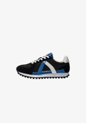 GATE GAT003 - SNEAKER LOW - Sneakers basse - black blue white