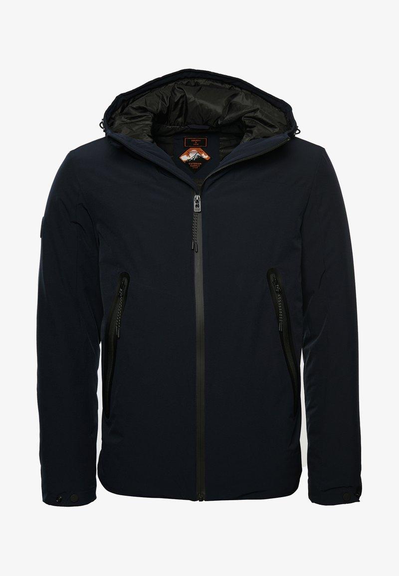 Superdry - Winter jacket - deep navy