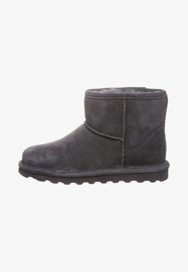 ALYSSA - Winter boots - charcoal