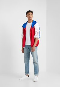 Polo Ralph Lauren - BUCKET - Summer jacket - red/white - 1