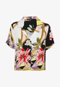 Mavi - PRINTED - Skjorte - antique white - 3