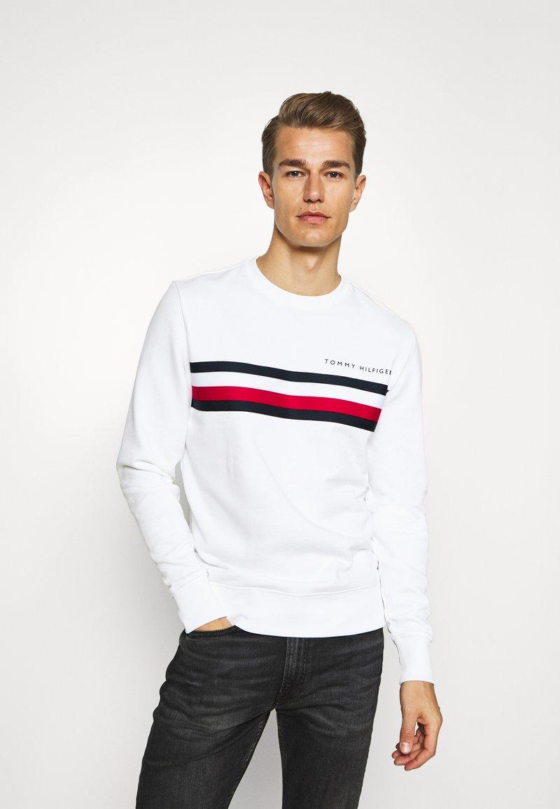 Tommy Hilfiger - LOGO - Sweatshirt - white