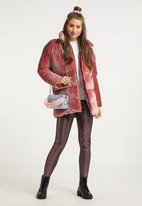 myMo - Winter jacket - altrosa - 1