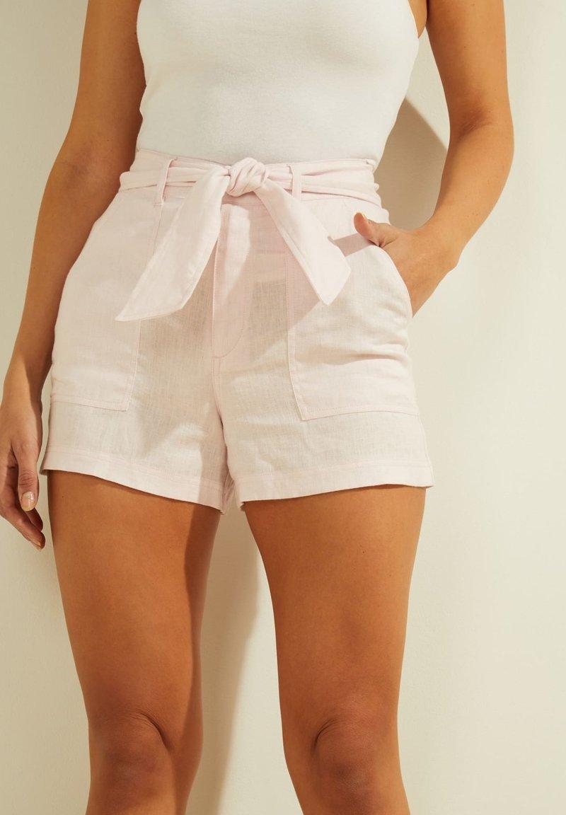 Guess - Shorts - rose