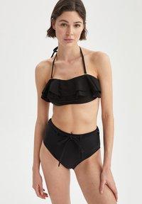 DeFacto - Bikini top - black - 1