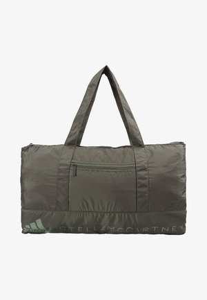 LARGE TOTE - Bolsa de deporte - grey/brown