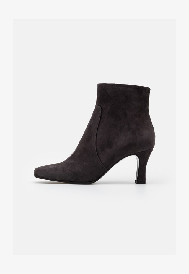 Classic ankle boots - antracite
