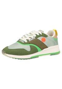 Scotch & Soda - Sneakers laag - green/cream multi s - 1