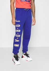 Jordan - PANT - Tracksuit bottoms - deep royal blue - 0