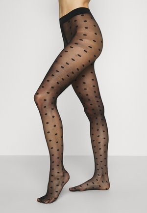 DOTS LIMITED EDITION - Tights - black