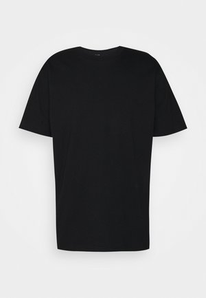 Basic T-shirt - true black