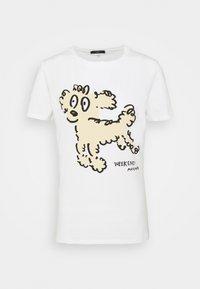 RANA - Print T-shirt - white