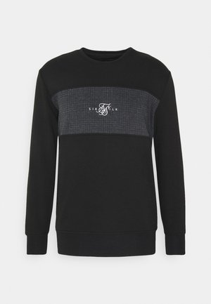 CREW SWEATER - Sweater - grey