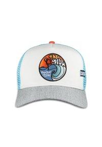 Coastal - Cap - offwhite/heather grey - 1