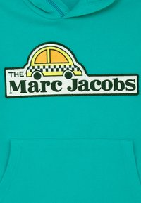The Marc Jacobs - HOODED UNISEX - Mikina skapucí - green - 2