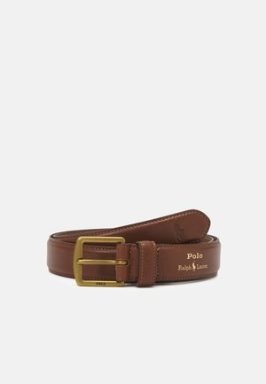 SMOOTH - Belt business - brown