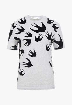 CLASSIC  - T-shirts print - mercury melange