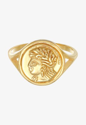 ANTIQUE LOOK - Ring - gold