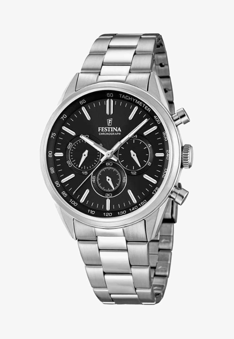 Festina - Chronograph watch - silver-coloured