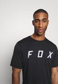 Fox Racing - RANGER  - T-Shirt print - black/grey - 3