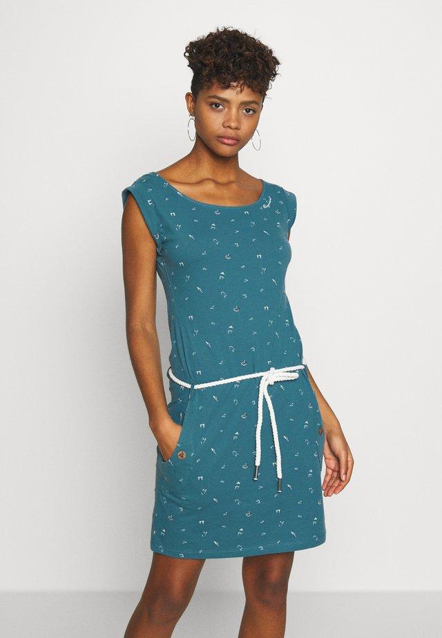 TAG - Sukienka z dżerseju - baltic