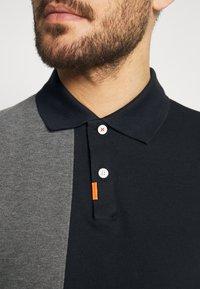 Nike Golf - Polo shirt - black/charcoal heathr/dark grey - 6