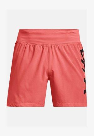 SPEEDPOCKET  - Sports shorts - red