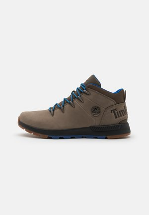 SPRINT TREKKER MID - Lace-up ankle boots - brown