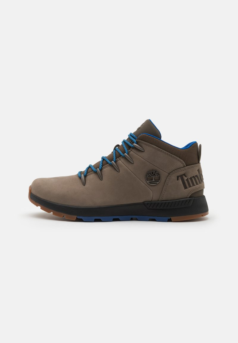 Timberland - SPRINT TREKKER MID - Lace-up ankle boots - brown