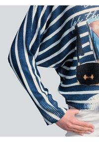 Alba Moda - Jumper - blau,off-white - 4