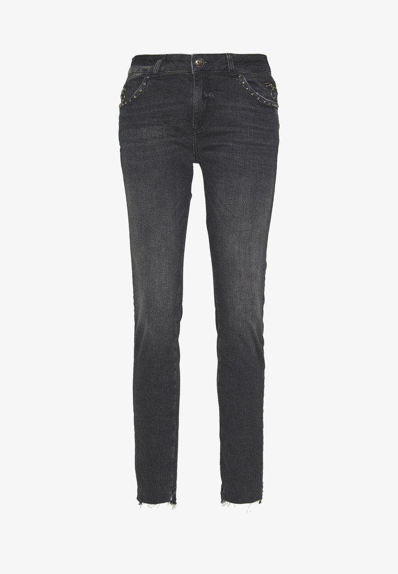Mos Mosh - SUMNER SAZZ  - Jeans Skinny Fit - grey
