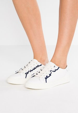 TORY SPORT - Sneakers basse - snow white