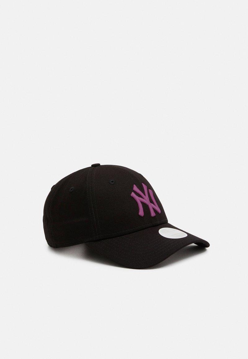 New Era - COLOUR ESSENTIAL 9FORTY - Cap - black