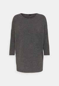 ONLY - ONLGLAMOUR - Strickpullover - dark grey /  melange - 4