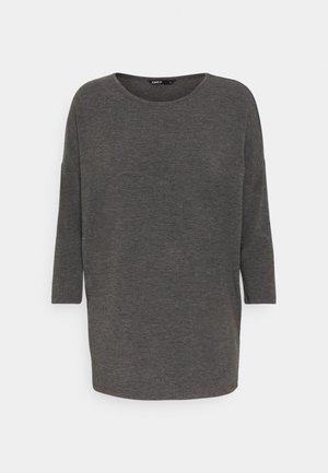 ONLGLAMOUR - Pitkähihainen paita - dark grey /  melange