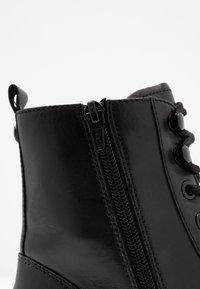 s.Oliver BLACK LABEL - Lace-up ankle boots - black - 2