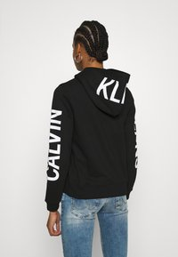 Calvin Klein Jeans - HOODIE - Hoodie - black - 2