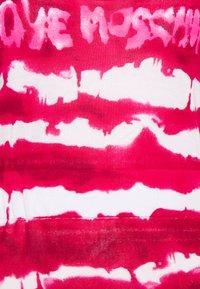 Love Moschino - Jersey dress - fuchsia - 5