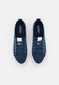 Esprit - SIMONA LU - Sneakers laag - dark blue - 5