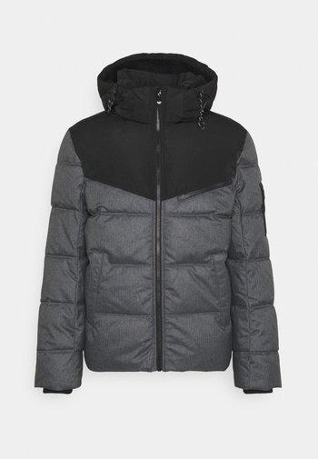 SOFT PUFFER JACKET - Winter jacket - black