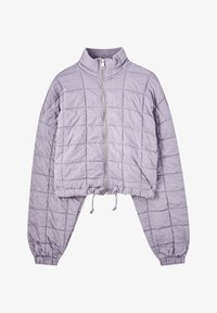 PULL&BEAR - Light jacket - mauve - 6