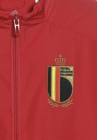 adidas Performance - BELGIUM RBFA PRESENTATION JACKET - Training jacket - red - 5