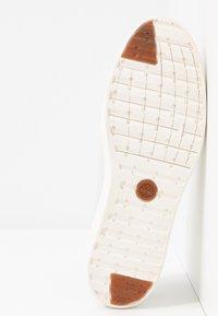 Timberland - TEYA GORE  - Nazouvací boty - white - 6