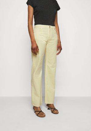 Jeans Bootcut - sorbet