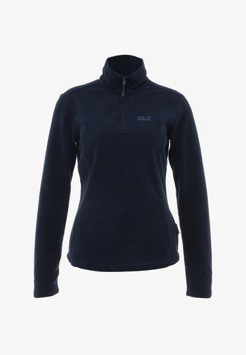 GECKO  - Fleece jumper - midnight blue