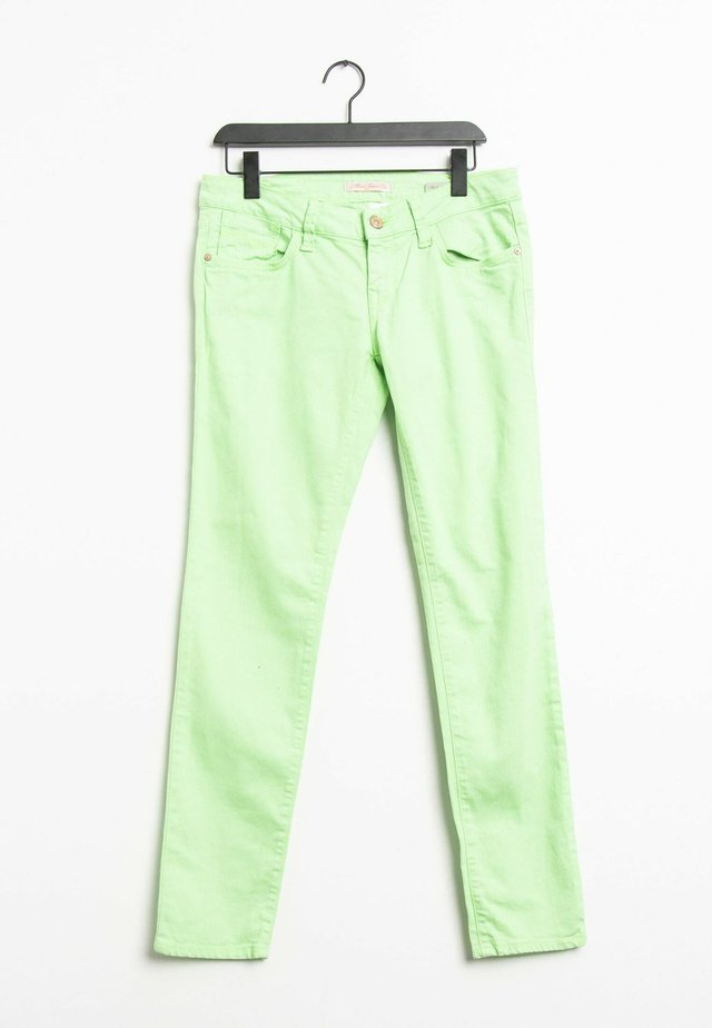 Slim fit jeans - green