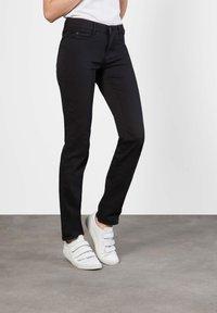 MAC Jeans - DREAM - Straight leg jeans - black - 6