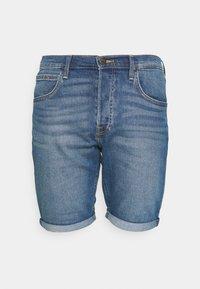 FIVE POCKET - Denim shorts - maui mid