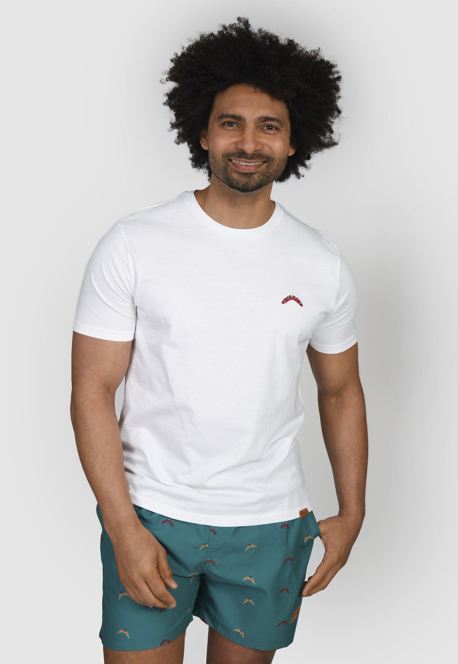 Homme BOOMERANG - T-shirt basique